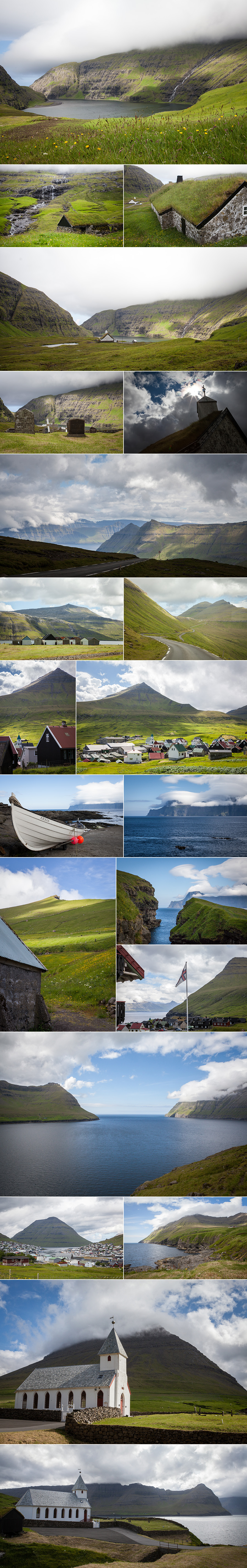 Faroe islands wedding photographer
